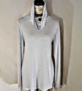 Nwot! Gap soft cowl neck shirt size medium